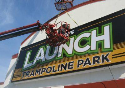 Launch Trampoline Park, Warwick, RI