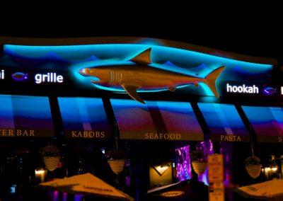 Shark Bar & Grill, Providence, RI
