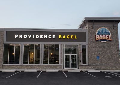 Providence Bagel, North Providence, RI