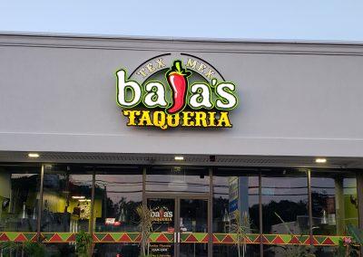 Baja's Taqueria, Providence, RI