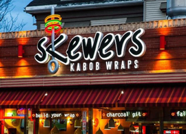 Skewer's Kabob Wraps